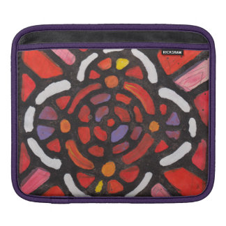 Stained glass - Abstract Ipad sleeve
