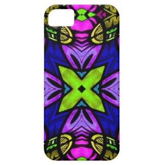 Stained Glass Barely There iPhone 5 Case
