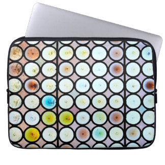 stained glass budapest religion cathedral Matthias Laptop Sleeve
