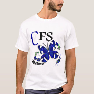 Stained Glass Butterfly 2 CFS T-Shirt