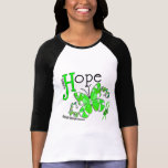 Stained Glass Butterfly Muscular Dystrophy Tshirt