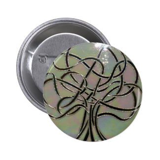 Stained glass button (Lifes Lights)