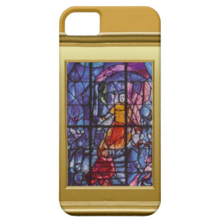 Stained glass cathedral window iPhone 5 covers