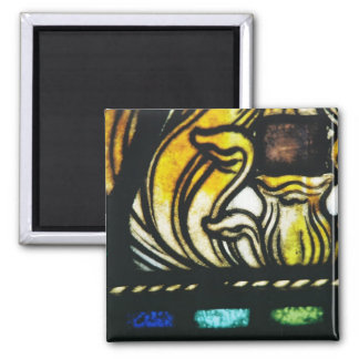 Stained Glass Detail Magnet