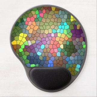 Stained Glass Gel Mouse Mat