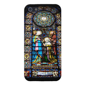 Stained Glass in Montserrat Case For The iPhone 5