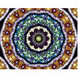 Stained Glass Kaleidoscope #2