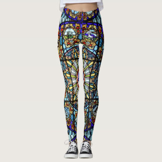 Stained Glass Leggings