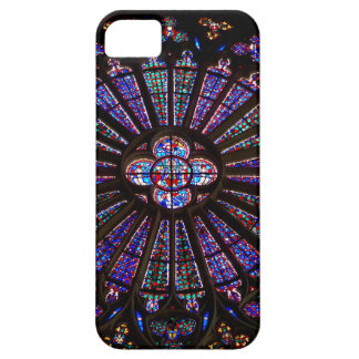 Stained Glass Mandala iPhone 5 Cases