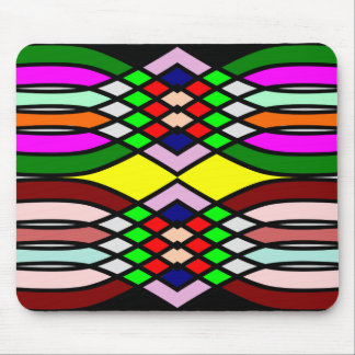 Stained Glass Mosaic Mousepad