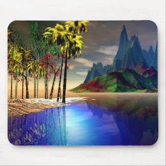 Stained Glass Mouse Mats