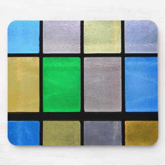 Stained Glass Mouse Pad