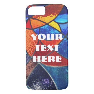 Stained Glass Phone Case -- Customizable