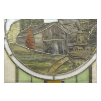 Stained Glass Place Mats