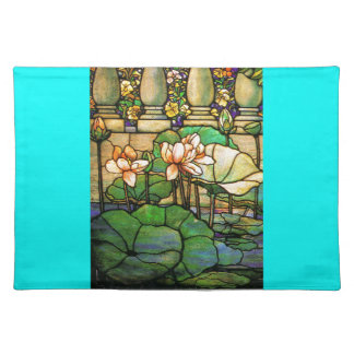 Stained Glass Place Mat Cloth Placemat