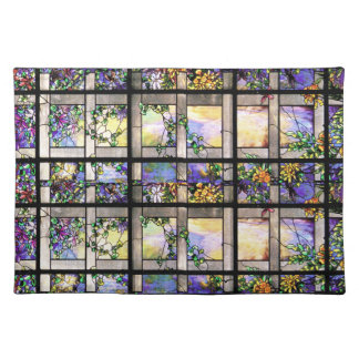 Stained Glass Place Mat