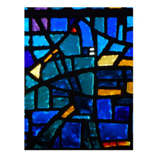 Stained Glass Post Cards