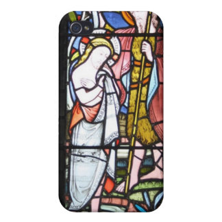 Stained Glass Religious 4 iPhone 4/4S Cover