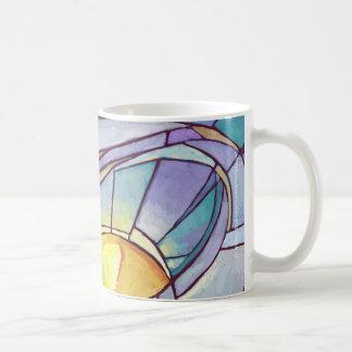 Stained Glass Sky Mug