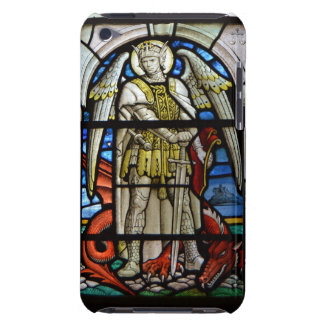 Stained Glass St Michael Helston Cornwall England Barely There iPod Cover