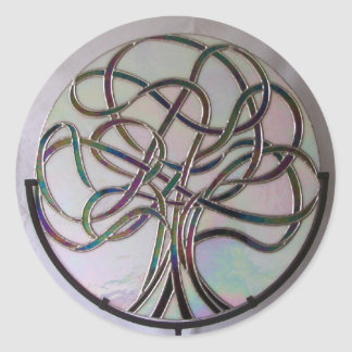 Stained Glass sticker (Lifes Lights)