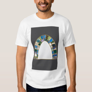 Stained-glass T-shirts