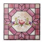 Stained Glass Tile Design - SRF