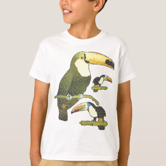Stained Glass Toucan T-Shirt