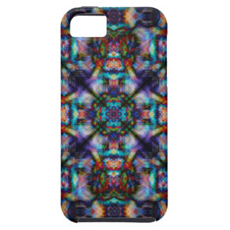 Stained Glass Tough iPhone 5 Case