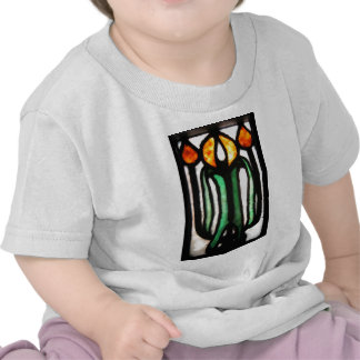 Stained Glass T-shirts