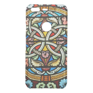 Stained Glass Uncommon Google Pixel Case
