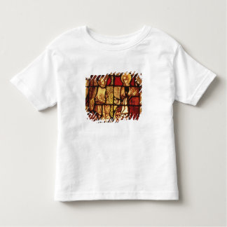 Stained glass window depicting the Annunciation, G Toddler T-Shirt