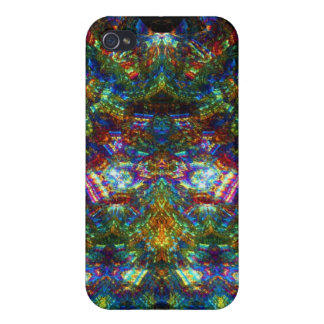 Stained Glass Window iPhone 4/4S Covers