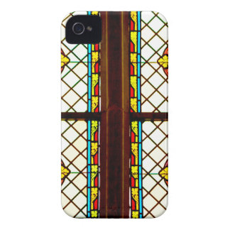 Stained Glass Window iPhone 4 Case-Mate Case