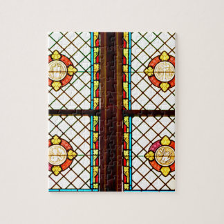 Stained Glass Window Jigsaw Puzzle