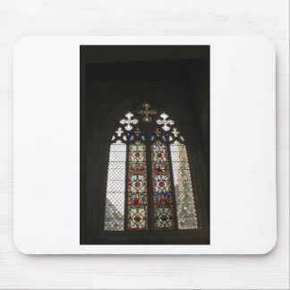 Stained Glass Window Mousepads