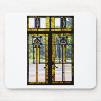 Stained Glass Window Mousepad