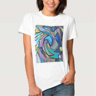 Stained Glass Window T Shirts