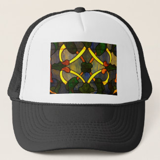 Stained Glass Window Trucker Hat