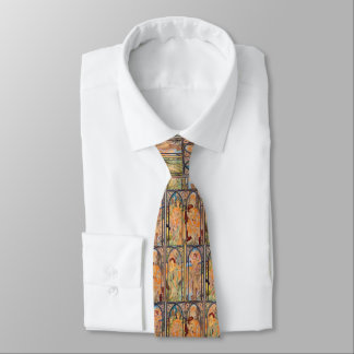 Stained Glass Windows Tie