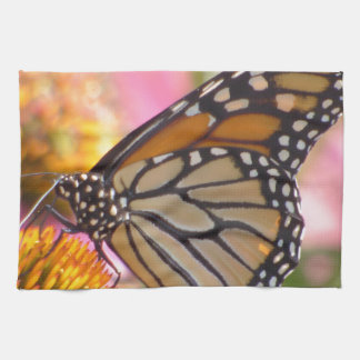 Stained Glass Wings Hand Towels