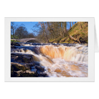 Stainforth Force, The Yorkshire Dales Card