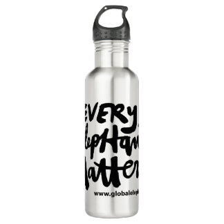 Stainless EEM water bottle