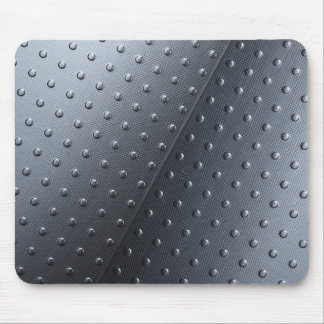 stainless steel 2 mouse mat