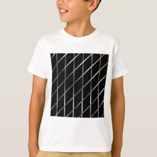 stainless steel background tshirt