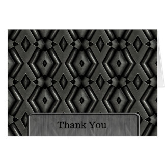 Stainless steel greeting cards