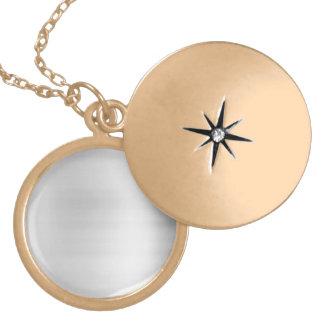 Stainless Steel Metal Look Custom Necklace