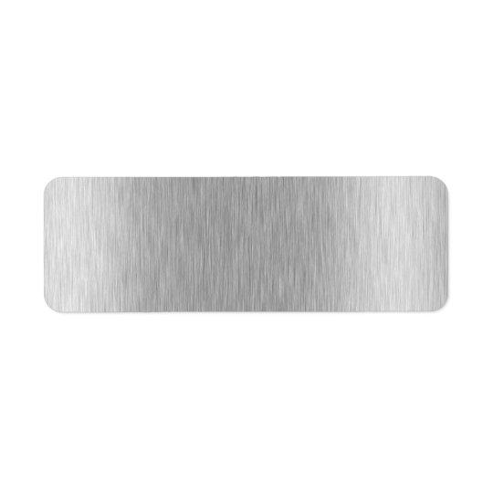 Stainless Steel Textured