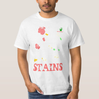 STAINS SHIRTS