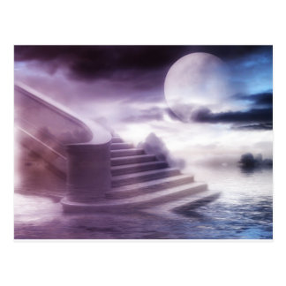 Stairs to Heaven Postcard